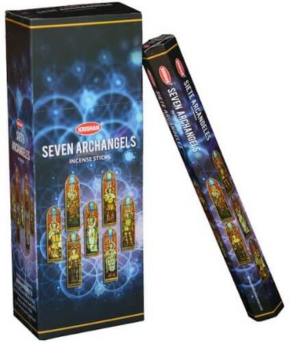 Incenso Krishan Seven Archangels 20g