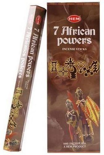 Incenso HEM 7 African Powers 20g