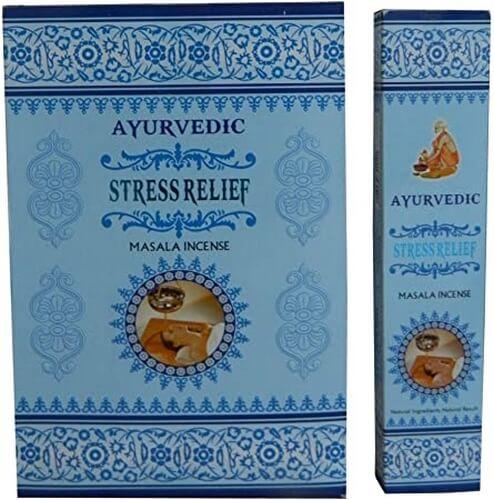Encens Ayurvedic Anti-Stress 15g