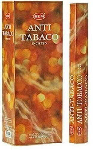 Incenso HEM Anti-Tabacco 20g