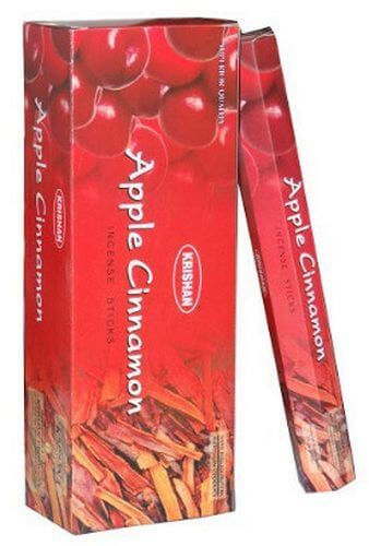 Encens Krishan Pomme Cannelle 20g