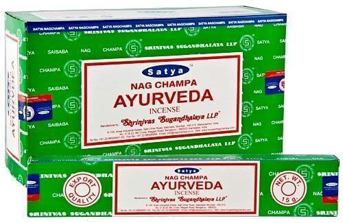 Encens Satya Ayurveda 15g