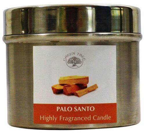 Bougie Green Tree Palo Santo 150g