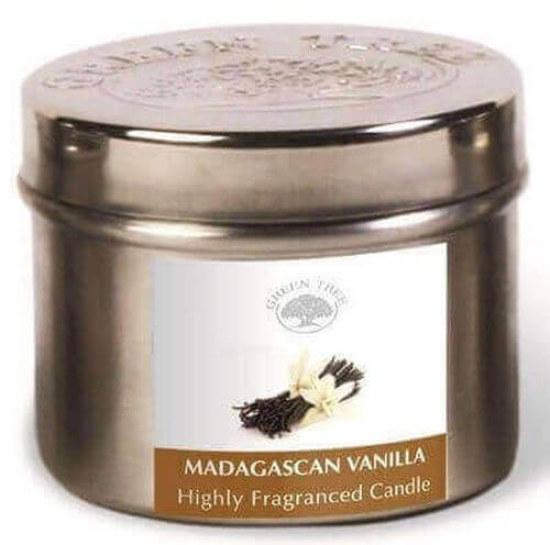 Vaniglia di Bougie Green Tree del Madagascar 150g