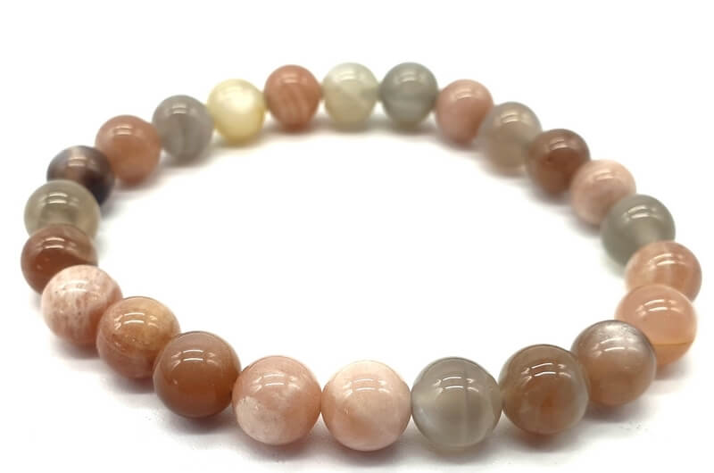 Bracciale Stone of Moon Beads 8mm