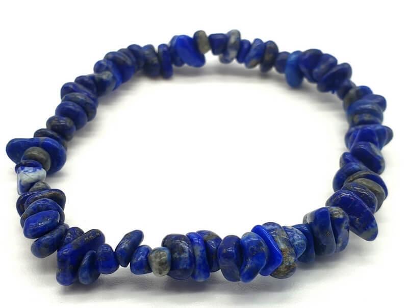 Bracelet Baroque Lapis Lazuli 'AAA'