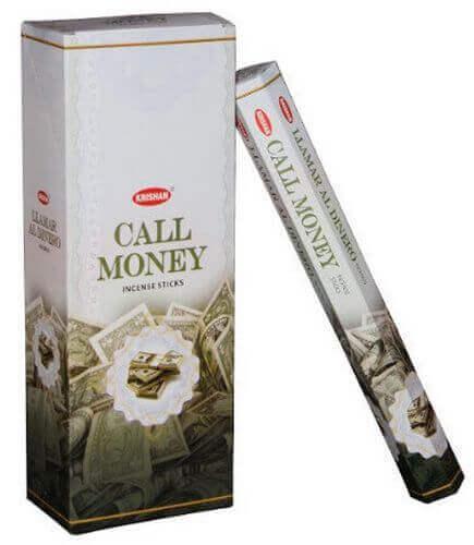 Encens Krishan Call Money 20g