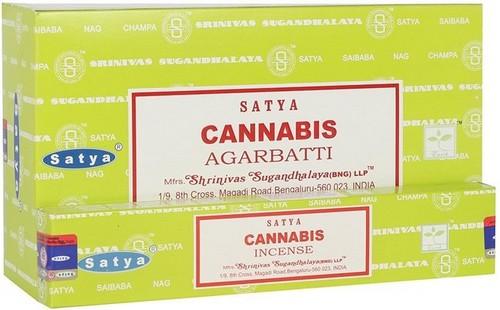 Encens Satya Cannabis 15g