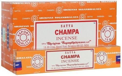 Encens Satya Champa 15g