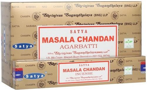 Encens Satya Masala Chandan 15g