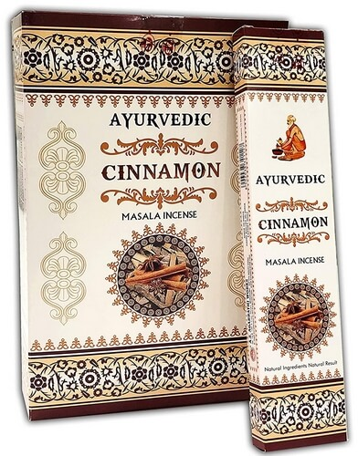 Encens Ayurvedic Cannelle 15g