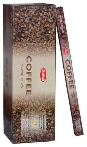 Krishan Coffee Incense 10g