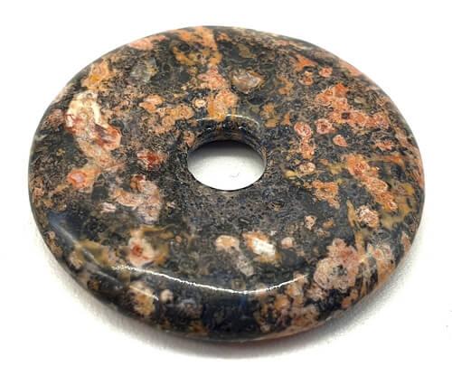 Donut Diaspro Leopardo 3cm