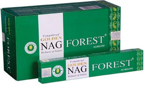 Encens Golden Nag Forest 15g