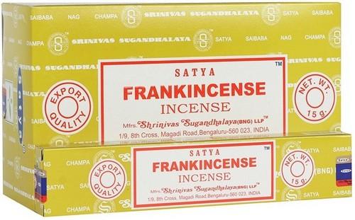 Encens Satya Frankincense 15g