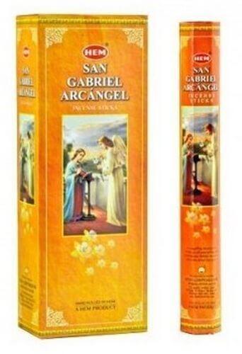 Encens HEM Saint Gabriel Archange 20g