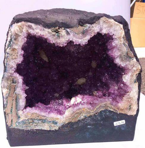 Ametista Geode Uruguay Super Extra 18KG