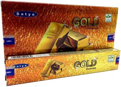 Encens Satya Gold 15g