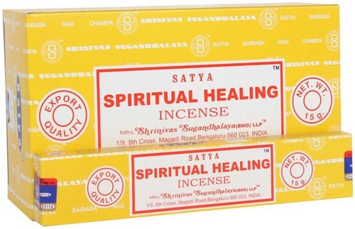 Encens Satya Spiritual Healing 15g