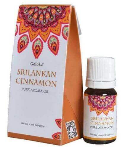 Sri Lankan Goloka Oil 10mL