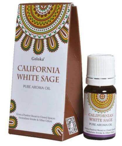 Californian White Sage Goloka Oil 10mL