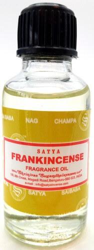 Aceite de incienso Satya 30 ml