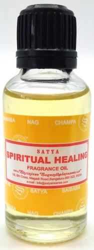 Aceite curativo espiritual Satya 30 ml