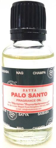 Satya Palo Santo Oil 30mL