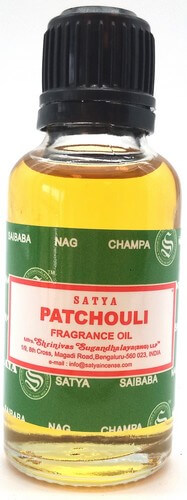 Sky Patchouli Spiritual Oil 10mL