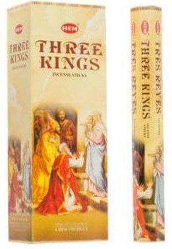 Encens HEM Trois Rois Mages 20g