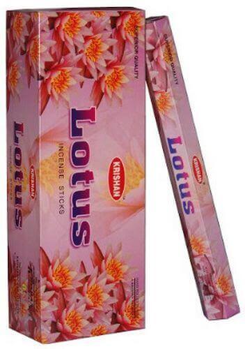 Encens Krishan Lotus 20g