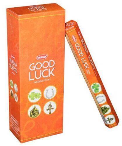 Encens Krishan Good Luck 20g