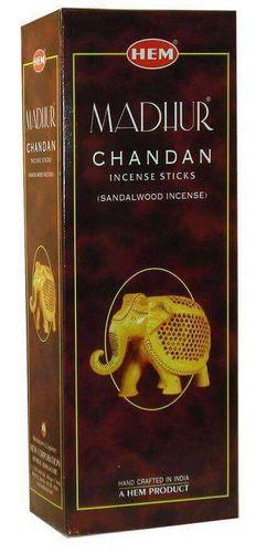Encens HEM Madhur Chandan 20g