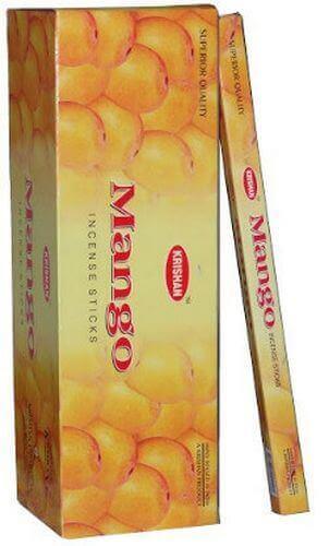 Krishan Mango Incenso 10g