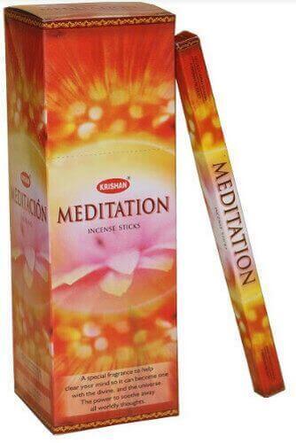 Krishan Meditation Incense 10g