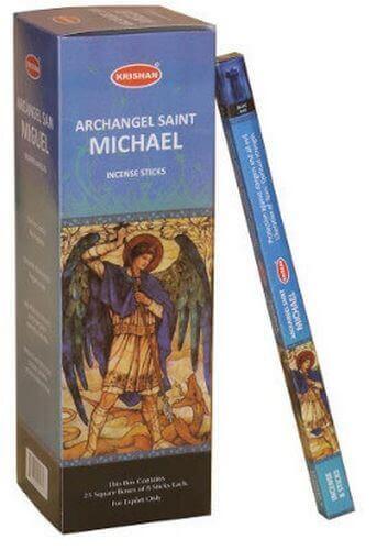 Encens Krishan Saint Michel Archange 10g