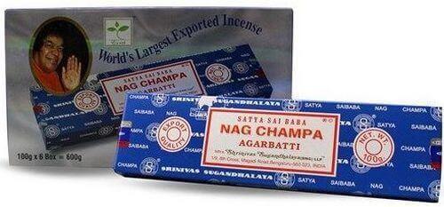 Encens Satya Nag Champa 100g