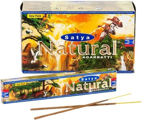 Encens Satya Natural 15g
