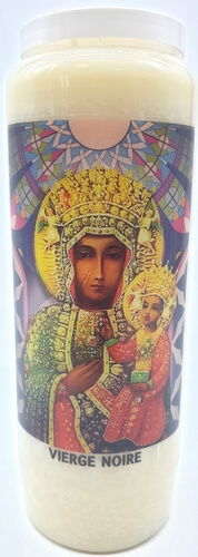 Novena Vergine Nera