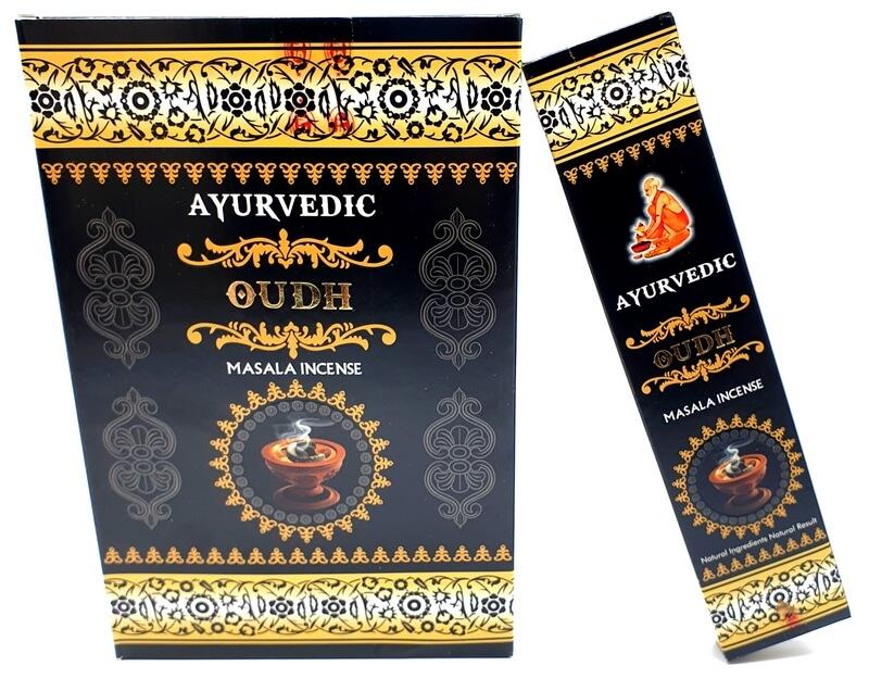 Encens Ayurvedic Oudh 15g