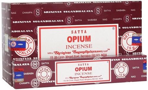 Encens Satya Opium 15g