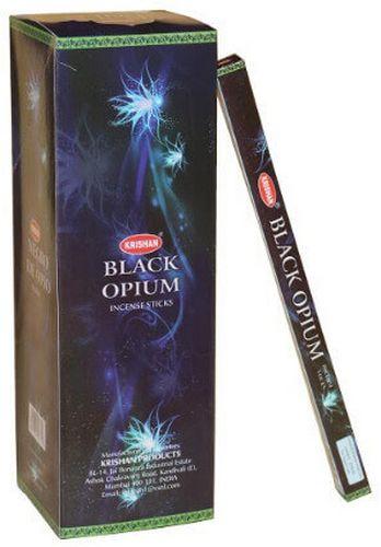Encens Krishan Black Opium 10g