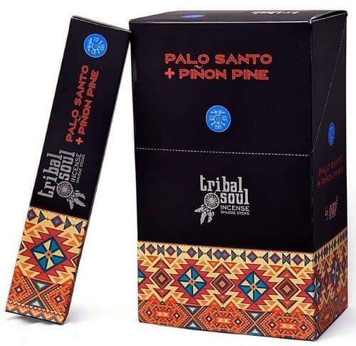Encens Tribal Soul Palo Santo & Pin 15g