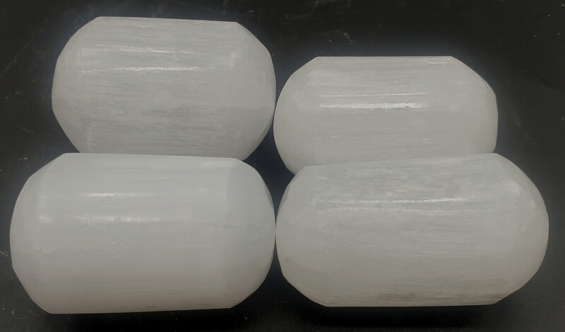 Selenita laminada en piedra antiestrés