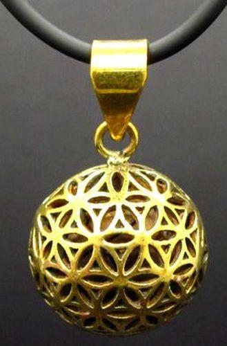 Pendentif Bronze Appeleur d'Anges 2cm
