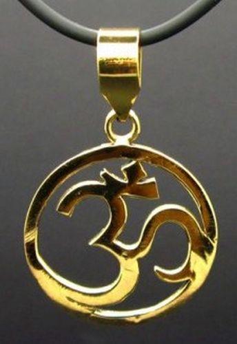 Pendentif Bronze OM 3cm