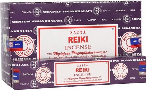 Encens Satya Reiki 15g