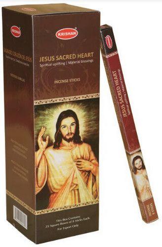 Encens Krishan Sacred Heart of Jesus 10g