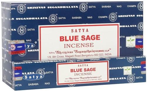 Encens Satya Sauge Bleue 15g