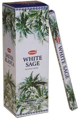 Krishan Sage White Sauce 10g